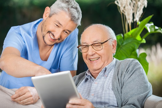 How Can a Caregiver Enhance Your Aging Parent's Quality of Life in Amarillo, TX