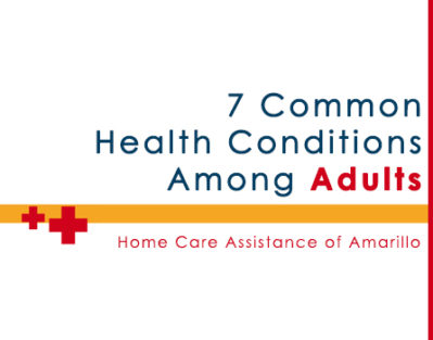 7 Common Health Conditions Among Adults [Infographic]