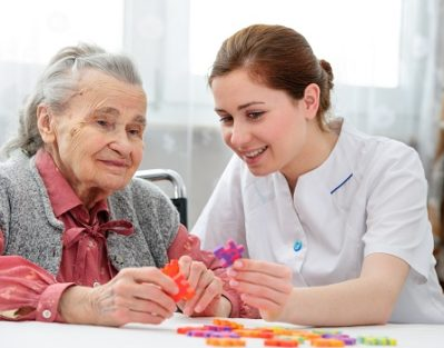 Planing Activities for an Elderly Loved One with Dementia in Amarillo, TX