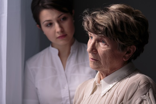 How to Manage an Aggressive Senior Living with Alzheimer's in Amarillo, TX