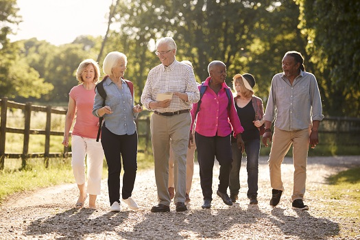Simple Walking Guidelines for Aging Adults in Amarillo, TX