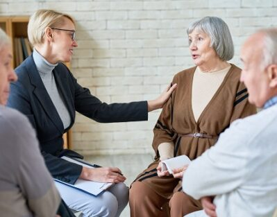 How Your Elderly Loved One Could Benefit from a Support Group in Amarillo, TX